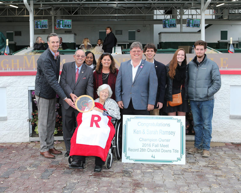20161127 Leading Owner - Kenneth and Sarah Ramsey - Fall (Coady)