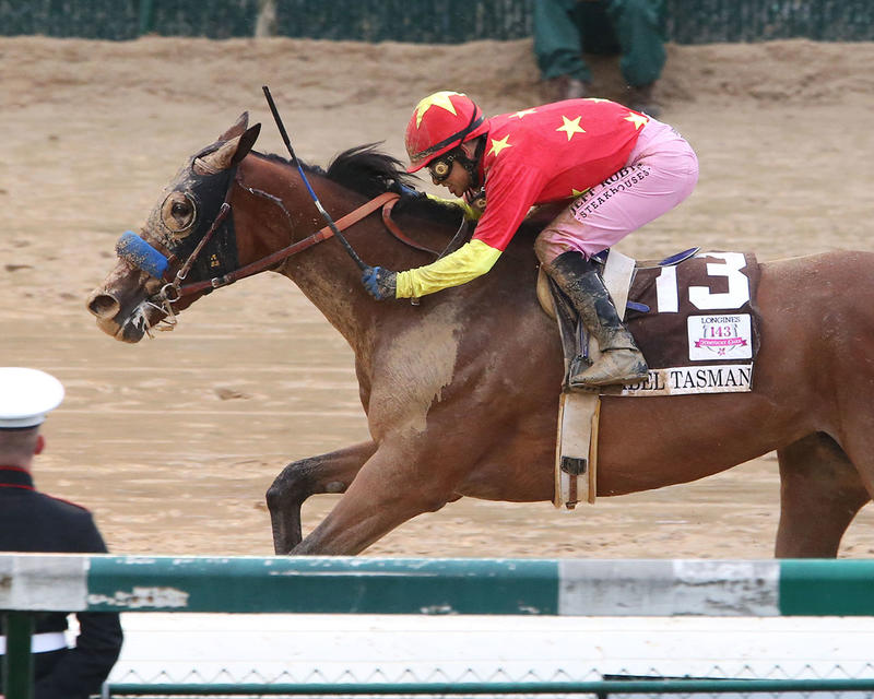 ABEL-TASMAN---The-Longines-Kentucky-Oaks-Gr-I---143rd-Running---05-05-17---R11---CD---Inside-Finish-1