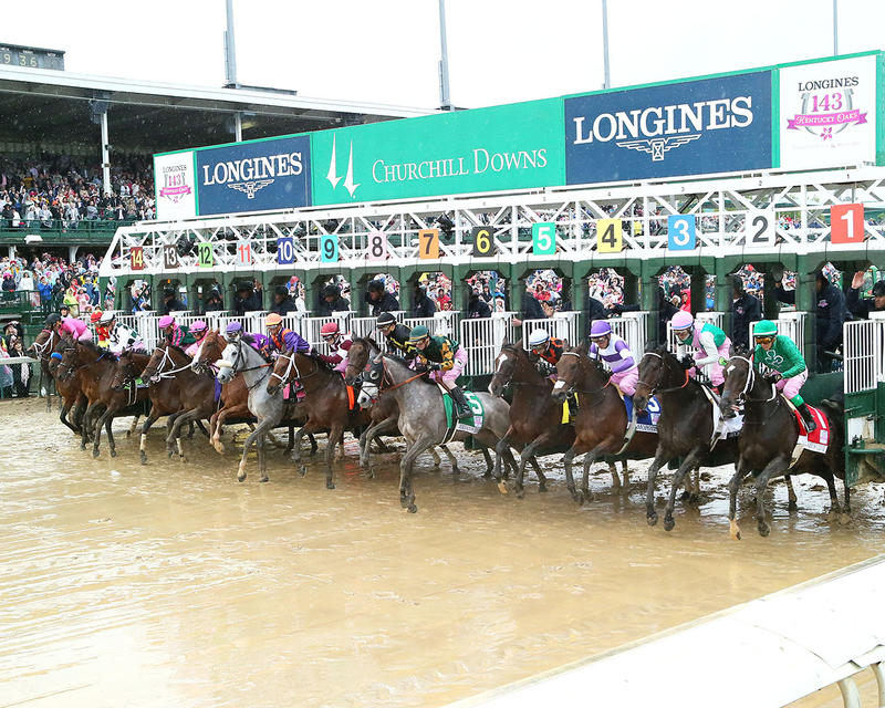 ABEL-TASMAN---The-Longines-Kentucky-Oaks-Gr-I---143rd-Running---05-05-17---R11---CD---Start-1
