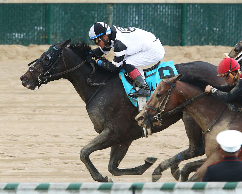 LIMOUSINE-LIBERAL---The-Churchill-Downs---Gr-ll---83rd-Running---05-06-17---R10---CD---Inside-Finish-1