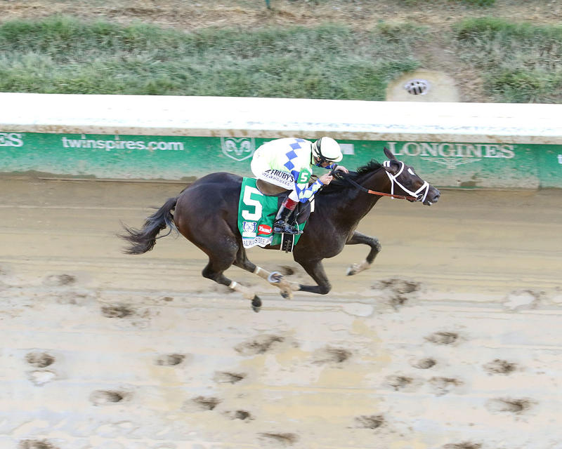 ALWAYS-DREAMING----The-Kentucky-Derby-Gr-1---143rd-Running---05-06-17---R12---CD---Aerial-1