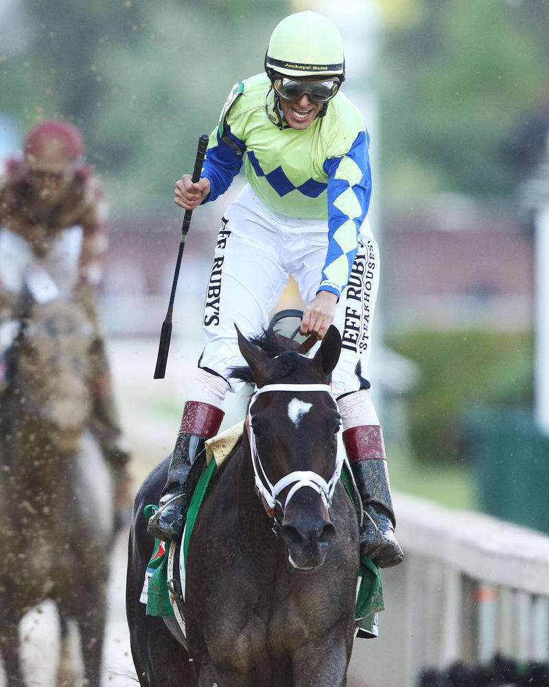 ALWAYS-DREAMING----The-Kentucky-Derby-Gr-1---143rd-Running---05-06-17---R12---CD---Head-On---Celebration-1