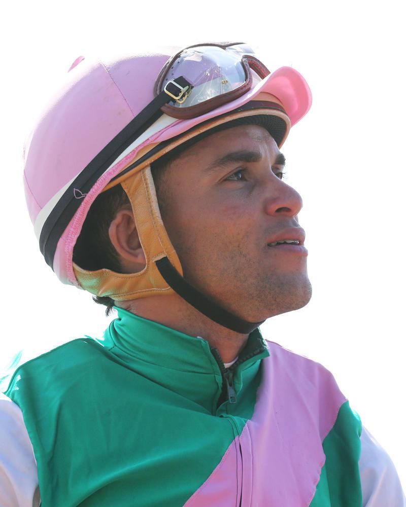 Joel Rosario | Keeneland | 04-09-17