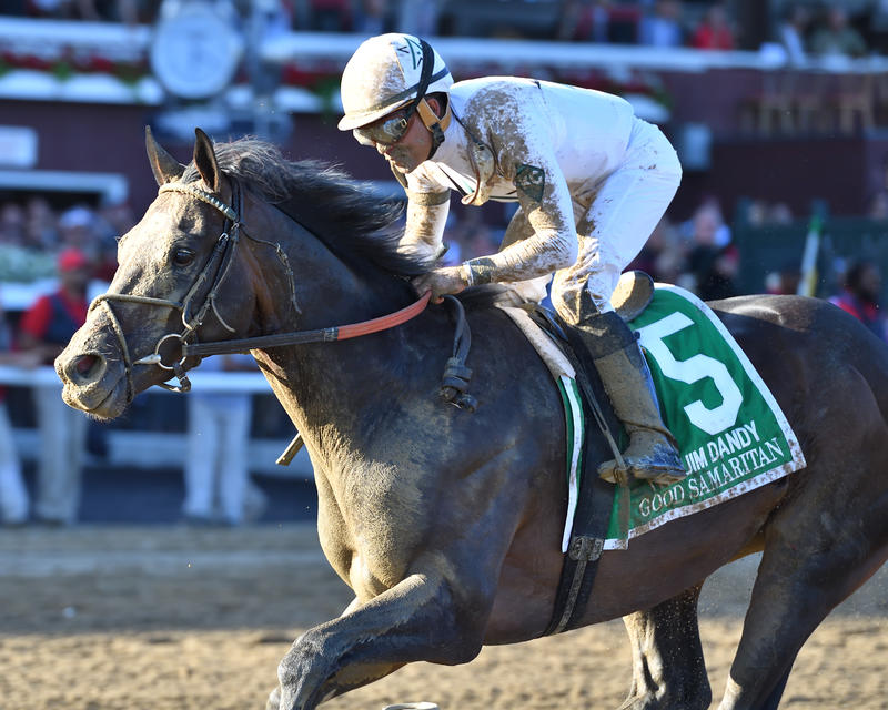 Good Samaritan Jim Dandy )NYRA, Joe Labozzetta)