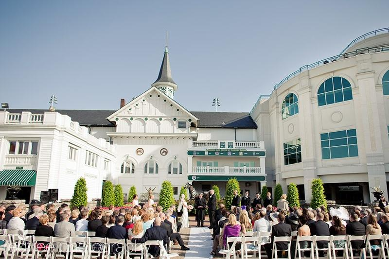 Plaza_Paddock_Area_Wedding_View