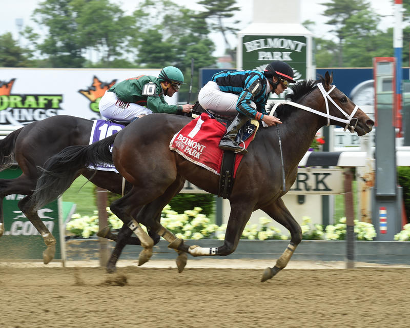 20150605 Cocked and Loaded Tremont (Adam Coglianese, NYRA)