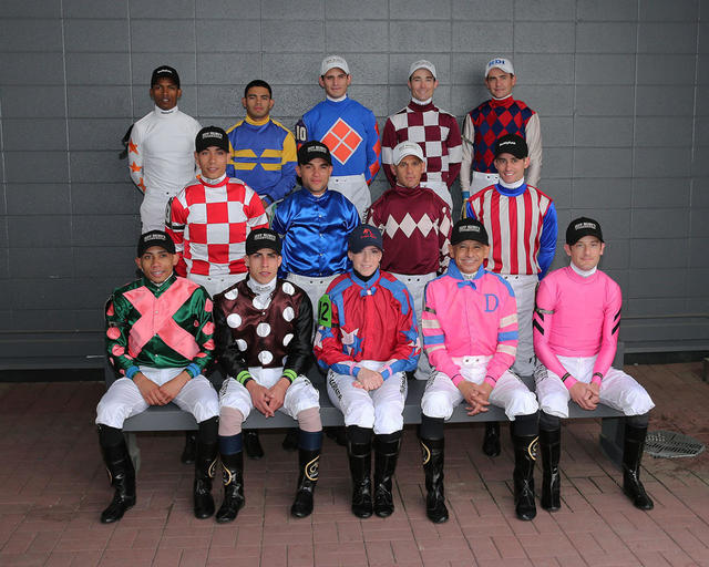 Kentucky Oaks 145 jockeys