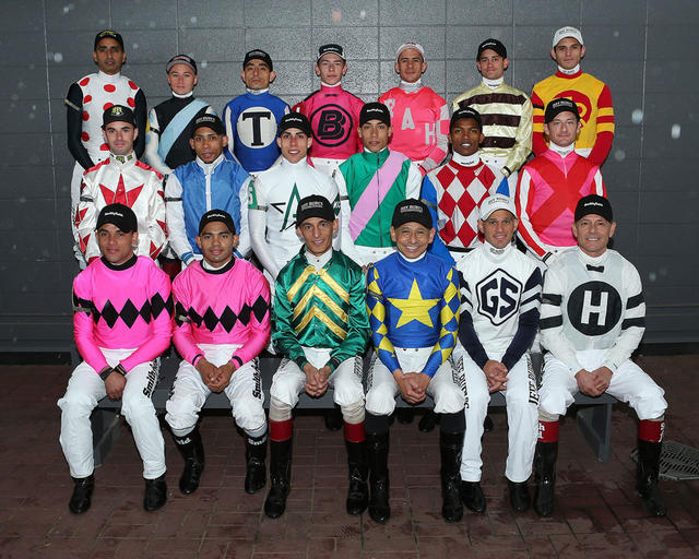 Kentucky Derby 145 jockeys