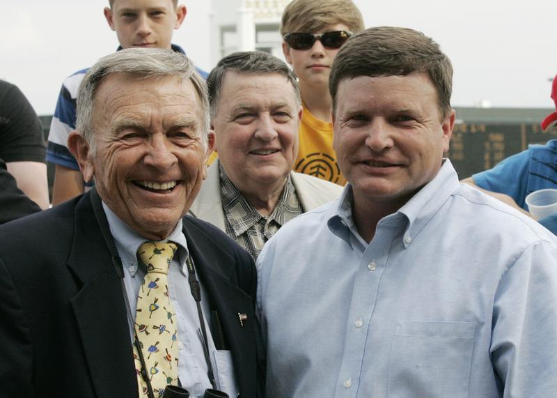 Bradley, Fred & Buff (2009 Louisville)
