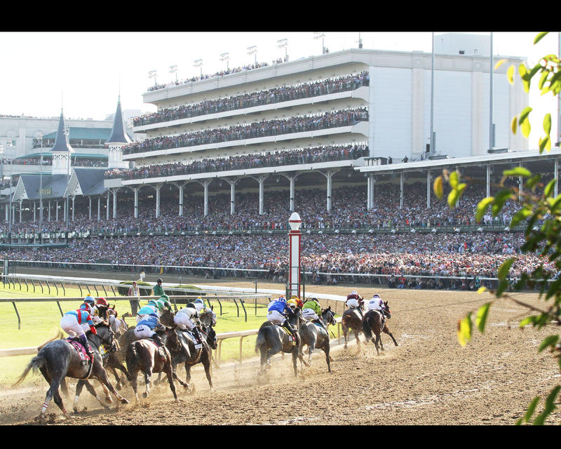 20160507 NYQUIST KyDerby (Coady) Turn 3
