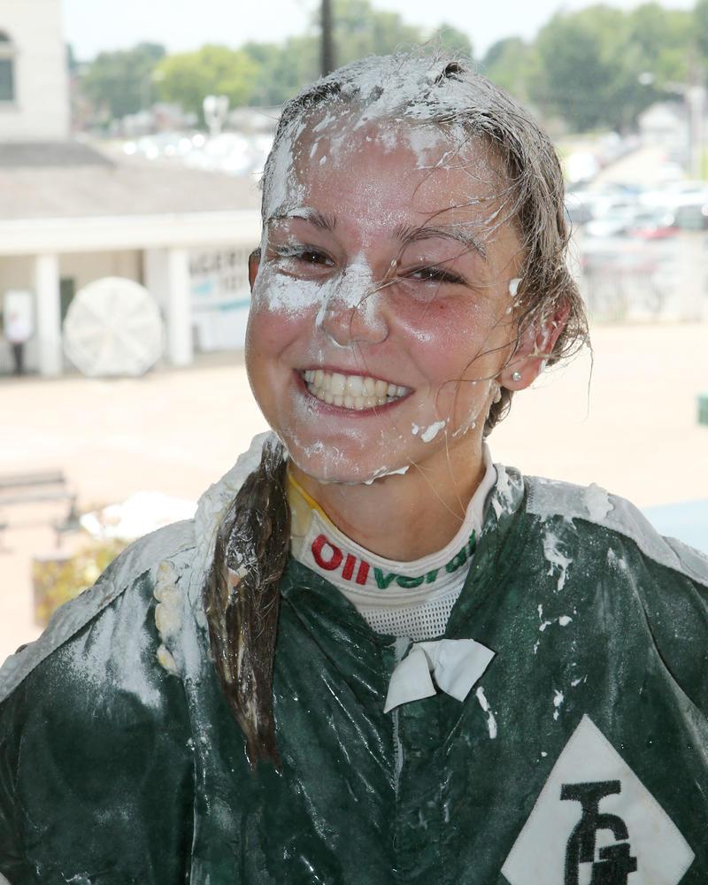 20160617 Katie Clawson - First Win (Coady)