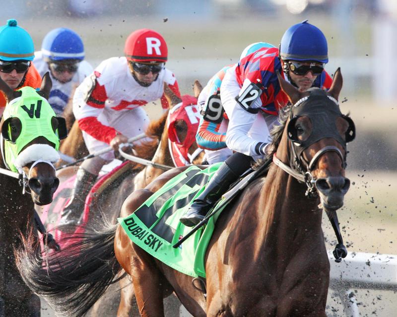 Dubai Sky - The Horseshoe Casino Cincinnati Spiral Stakes Gr III