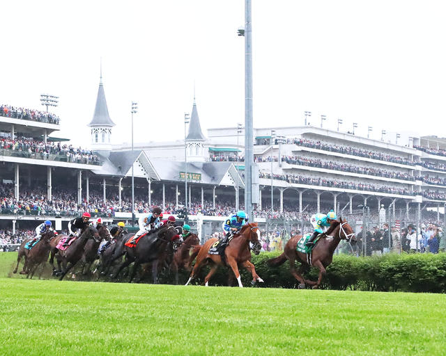 Old Forester Bourbon Turf Classic