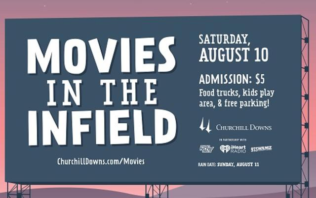 Movies in the Infield Promo
