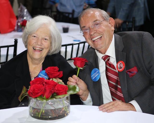 Ken and Sarah Ramsey