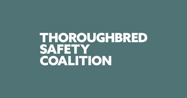 Thoroughbred Safety Coalition logo