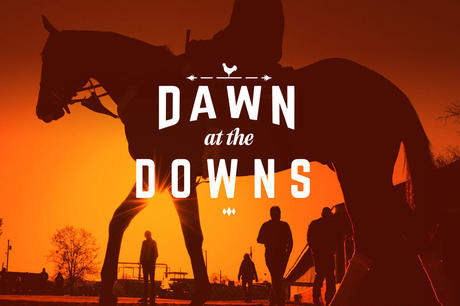 Dawn at the Downs