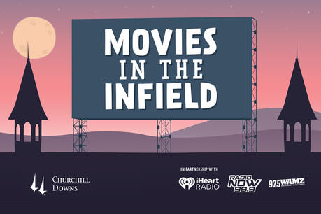 Movies in the Infield
