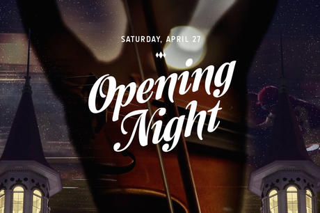 Churchill Downs Opening Night